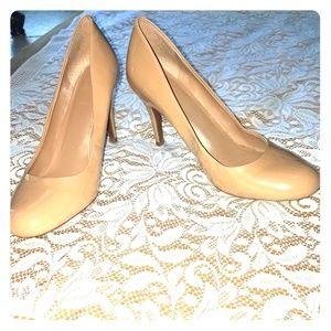 Mossimo cream heels sz 11